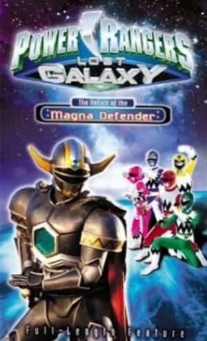 Power Rangers: Lost Galaxy - Return of the Magna Defender