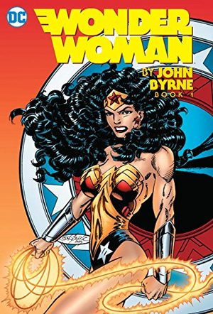 Wonder Woman by John Byrne