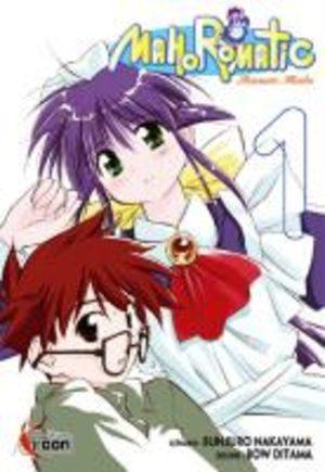 Mahoromatic Manga