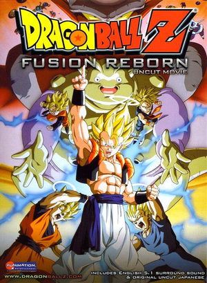 Dragon Ball Z - Film 12 - Fusions Film