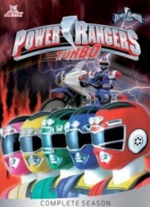 Power Rangers : Turbo