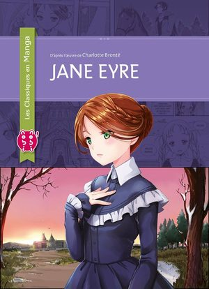 Jane Eyre Global manga
