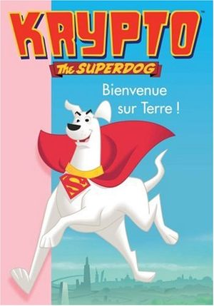 Krypto The Superdog (Bibliothèque Rose)