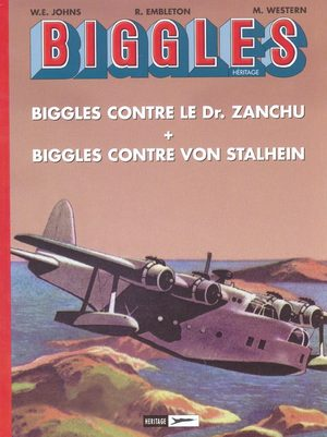 Biggles Héritage