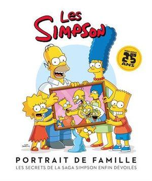 Les simpsons - Portrait de famille Artbook