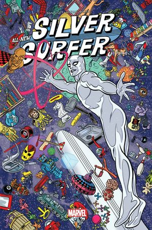 All-New Silver Surfer