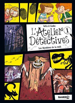 Atelier détectives