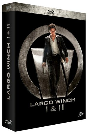 Largo Winch Coffret 2 films