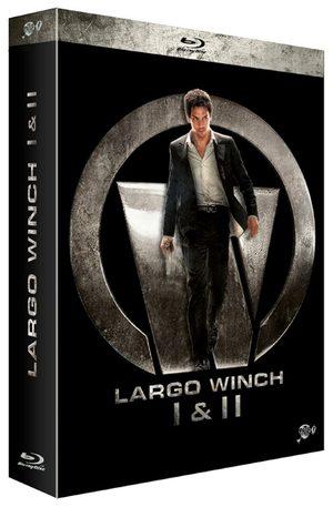Largo Winch Coffret 2 films Produit spécial