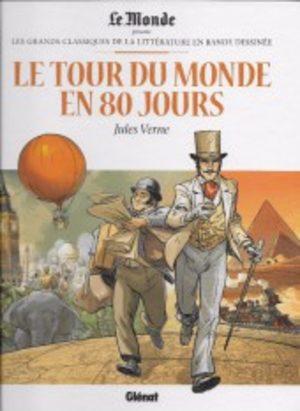 Le tour du monde en 80 jours (Les grands classiques de la littérature en BD)