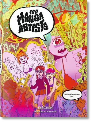 100 Manga Artists Ouvrage sur le manga