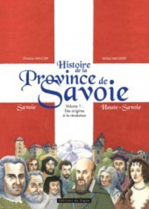 Histoire de la province de Savoie