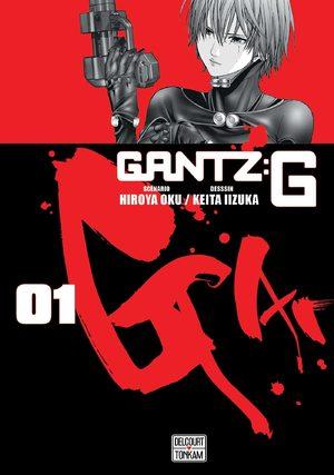 Gantz G Produit spécial manga