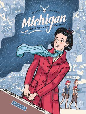 Michigan. Sur la route d'une War Bride