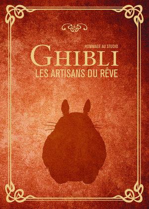 Hommage au studio Ghibli - Les artisans du rêve Ouvrage sur le manga