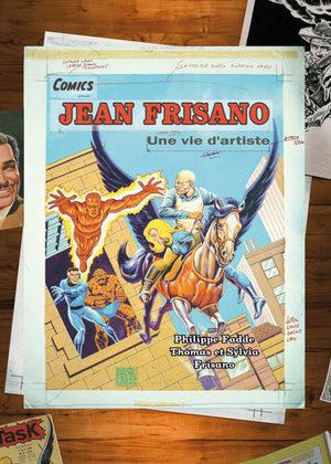 Jean Frisano - Une vie d'artiste