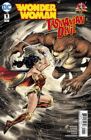 Wonder Woman / Tasmanian Devil Special