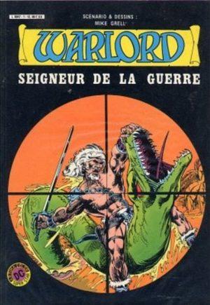 Warlord (Artima - DC)