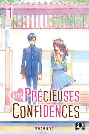 Nos précieuses confidences Manga