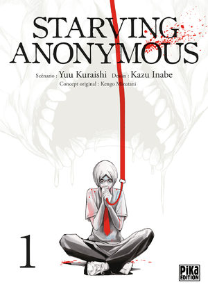 Starving Anonymous Manga