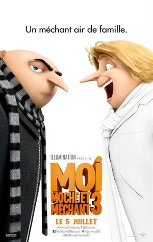 Moi, Moche et Méchant 3 Film