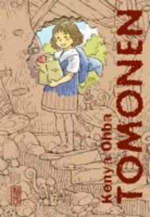 couverture, jaquette Tomonen