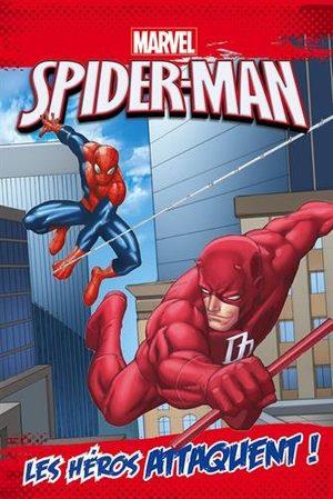 Spider-Man - Les héros attaquent !