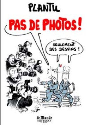 Pas de photos ! Seulement des dessins ! Artbook