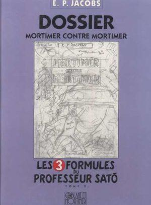 Dossier Mortimer contre Mortimer Artbook