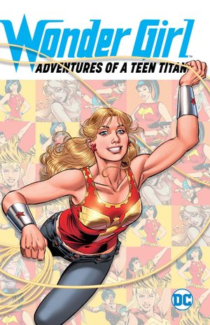 Wonder Girl - Adventures of a Teen Titan