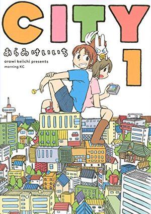 City Manga