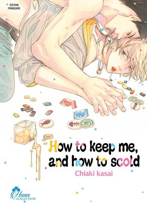 How to keep me, and how to Scold Manga