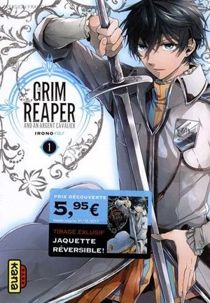 The grim reaper and an argent cavalier Manga