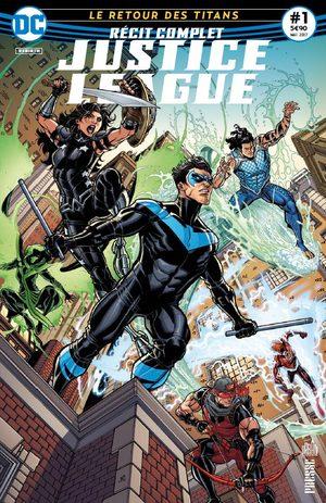 Recit Complet Justice League