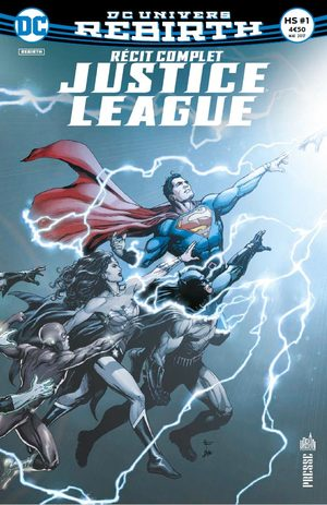 Recit Complet Justice League HS