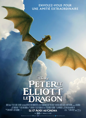 Peter et Elliott le dragon Film