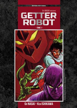 Getter Robot Manga
