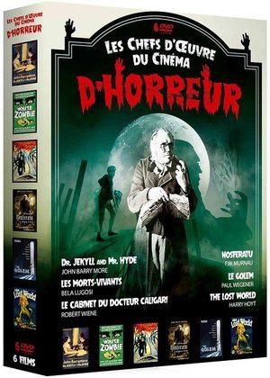 Les chefs d'oeuvre du cinéma d'horreur