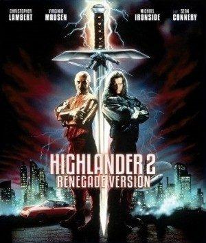 Highlander 2: Renegade Version Film