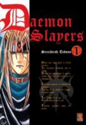 Daemon Slayers Manga