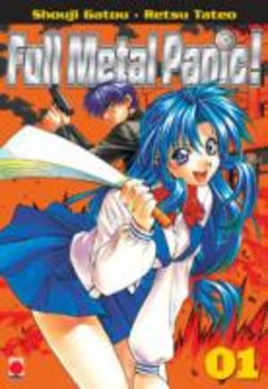 Full Metal Panic Manga