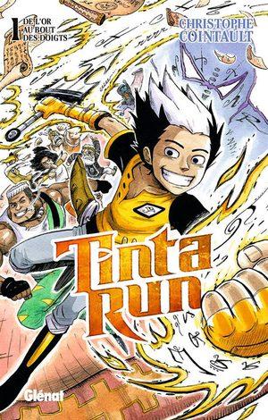 Tinta Run Global manga