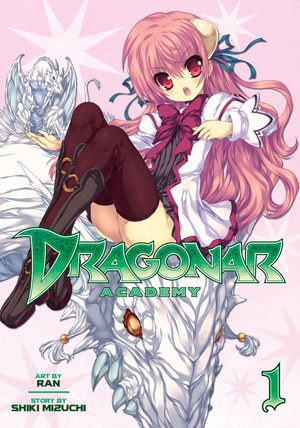 Seikoku no Dragonar Série TV animée