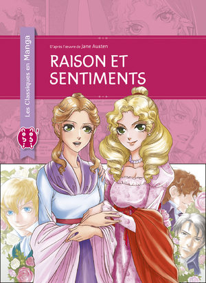 Raison et Sentiments Global manga