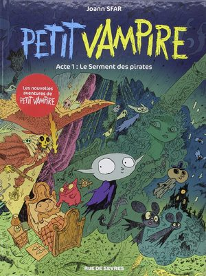 Petit vampire (2017)