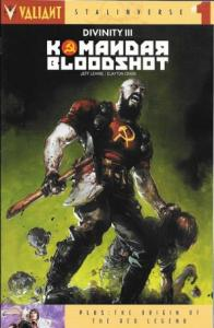 Divinity III - Komandar Bloodshot