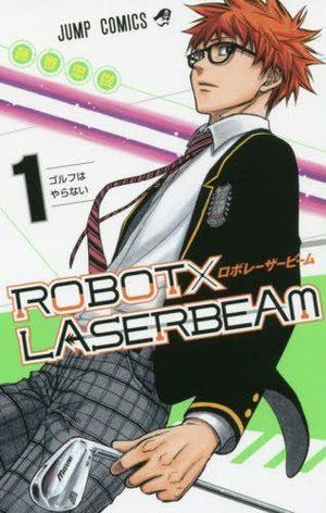ROBOT×LASERBEAM Manga