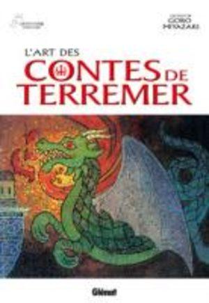 L'Art des Contes De Terremer Artbook