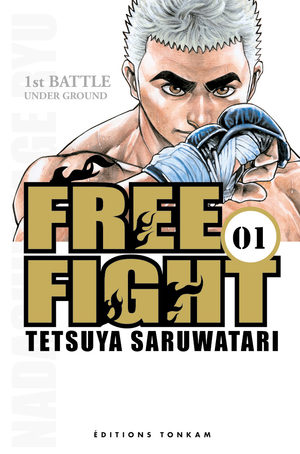 Free Fight - New Tough Manga