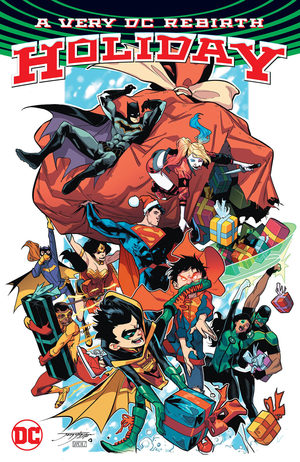 A Very DC Rebirth Holiday